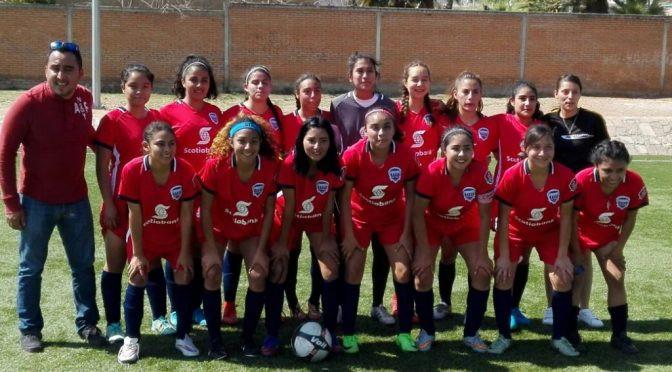 Deportes | El equipo de fútbol  femenil con buen paso en la Liga Nacional Femenil de Futbol