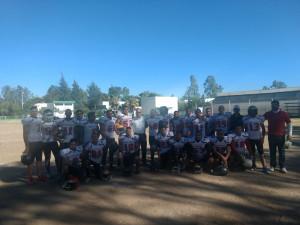 Deportes   Arranca la liga de Futbol Americano estudiantil