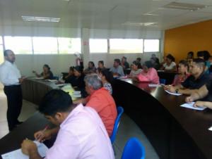 InfoDiurna | Padres de familia de alumnos de nuevo ingreso reciben información sobre la escuela