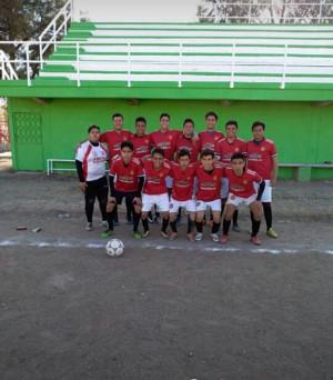 Deportes | El equipo de fut-bol varonil logra ascender a la segunda división