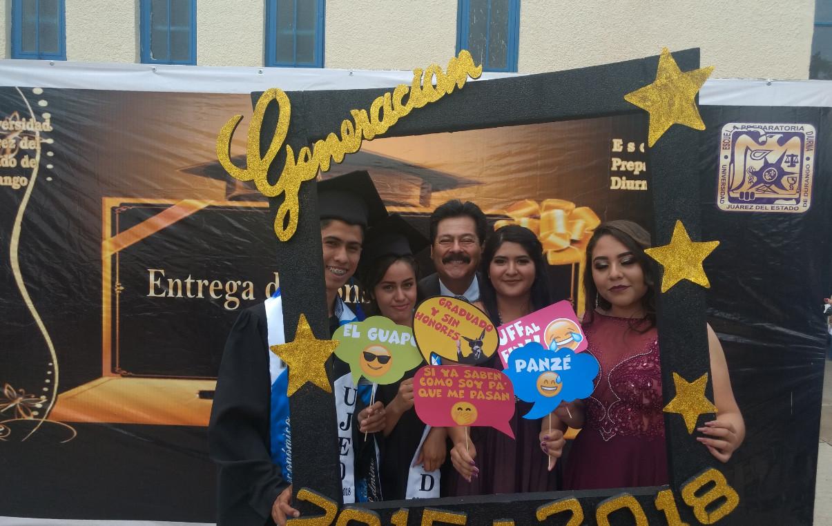 InfoDiurna | Se graduan 227 estudiantes de nuestra preparatoria